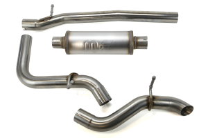 Magnaflow Rock Crawler Series Cat-Back Exhaust 2.5in ( Part Number: 15237)
