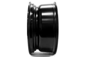 MHT Luxury Alloys Savage Wheel Black Milled 20x9 5x4.5 (Part Number: )