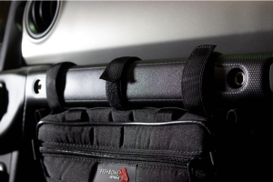 FishBone Offroad Grab Handle Dash Bag - JT/JL/JK/TJ