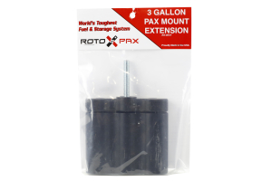 Roto Pax 3 Gallon Mount Extension