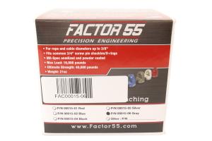 Factor 55 Prolink Loaded Shackle Mount (Part Number: )