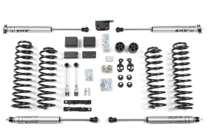 BDS Suspension 3in Suspension Lift Kit - JK 4DR 2007-11