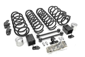 Readylift Suspension 3.5in Coil Spring Lift Kit  - JL Sahara/Sport