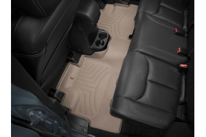 WeatherTech Rear Floorliner Tan - JK 4dr
