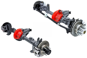 Currie Enterprises Extreme 60 Front and Rear Axle Package - JL