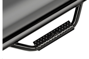 NFab Nerf Step System, Gloss Black - JK 2012+ 2dr