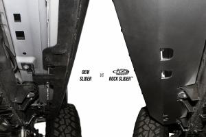 Addictive Desert Design Rock Sliders - JT