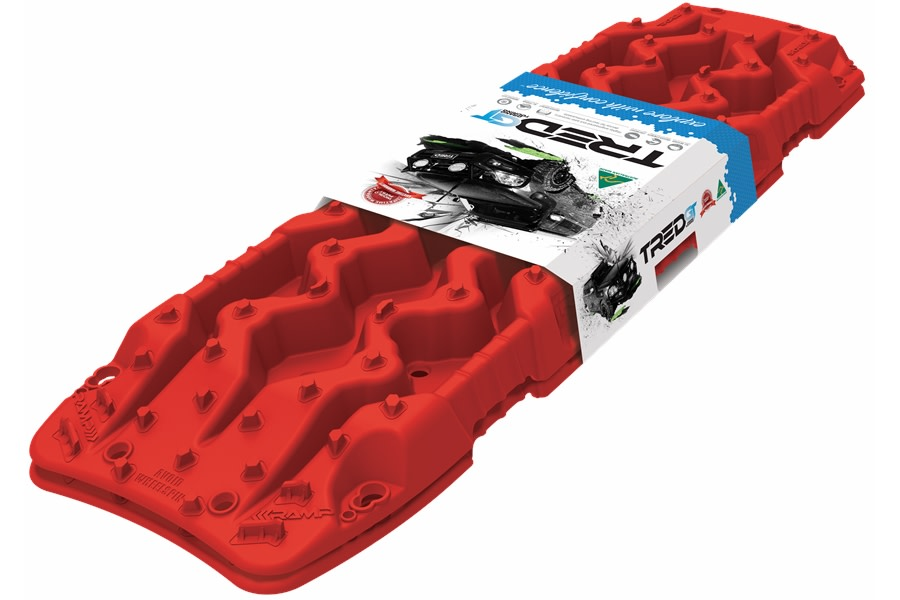 ARB Tred GT Recovery Boards - Red