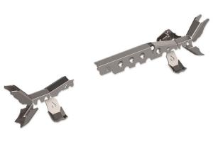 Artec Industries Apex Front Axle Armor Kit for Dana 30 with Stock Trackbar  - JK Non-Rubicon