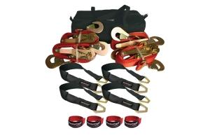 MasterCraft Vehicle Tie Down Kit w/ Axle Loops