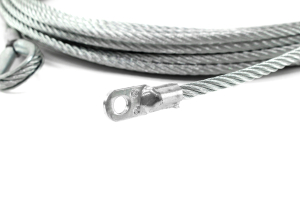 Warn Truck/Auto Replacement Wire Rope (Part Number: )