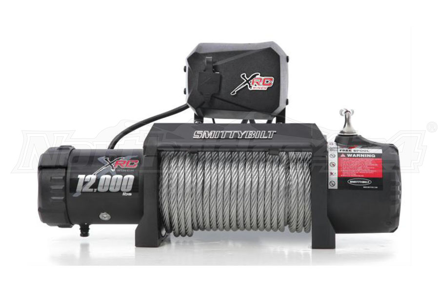 Smittybilt  XRC-12 Gen2 Waterproof Winch (Part Number:97412)