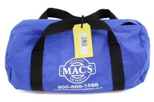 Mac's Ultra Pack 8ft Blue (Part Number: )