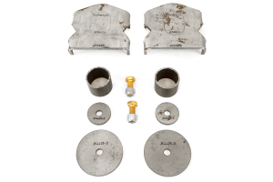 Artec Industries Coil Perches and Retainers Rear ( Part Number: JK4425)