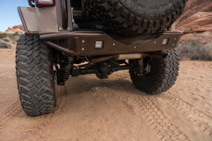 Addictive Desert Designs Venom Rear Bumper  - JK