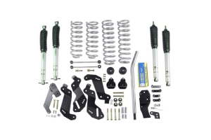Rubicon Express Sport Lift Kit 3.5in w/Monotube Shocks (Part Number: )