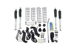 Rubicon Express Sport Lift Kit 3.5in w/Monotube Shocks - JK 4DR