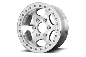 XD Series Wheels XD231 RG Race Beadlock Machined Wheel 17x8.5 8x6.5 (Part Number: )