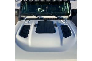 Cascadia 4x4 VSS Hood Solar Panel System - JT/JL Rubicon Only
