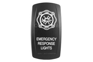 sPOD Emergency Response Lights Rocker Switch Cover
