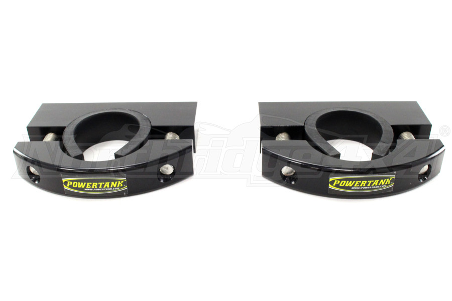 Powertank Small Roll Bar Clamp Pair (Part Number:ABC-2460)