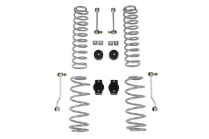 Rubicon Express 2.5in Super Ride Lift Kit - No Shocks - JL 4Dr