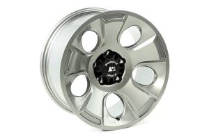 Rugged Ridge Drakon Gun Metal Wheel 18x9 5x5 (Part Number: )
