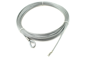 Warn Truck/Auto Replacement Wire Rope