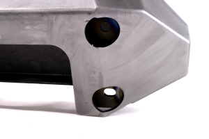 Crawler Conceptz Skinny Series Front Bumper w/Fogs, Tabs, And Stinger Bare (Part Number: )
