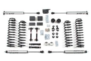 BDS Suspension 3in Suspension Lift Kit  (Part Number: )
