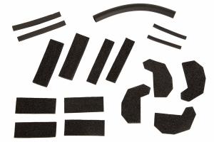 Omix-Ada Hard Top Foam Blocker Seal Kit - 11-14 JK