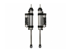 Icon Vehicle Dynamics Omega Series 4.5in Rear Bypass Piggyback Reservoir Shocks, Pair (Part Number: )