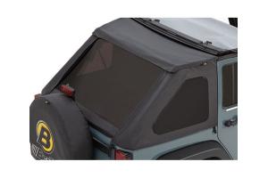 Bestop Trektop NX Tinted Window Kit Black Diamond - JK 4Dr