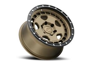 Method Race Wheels Turbomac HD Series Wheel, 17x8.5 6x5.5 - Bronze - Ford Bronco