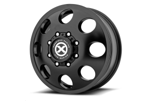 ATX AX204 Satin Black Wheel 17x6 8x165.10 (Part Number: )