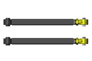 Clayton Short Rear Lower Control Arms  - JT
