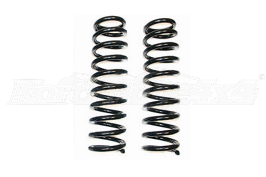 jeep jk bds suspension front coil springs pair