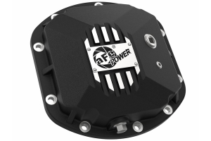 AFE Power Pro Series Dana 30 Front Differential Cover - Black  - JK/LJ/TJ