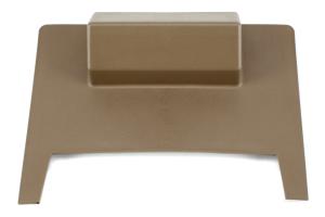 Daystar Switch Panel Tan ( Part Number: KJ71034TN)