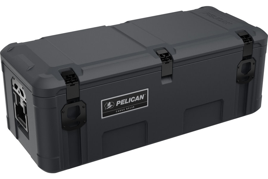 Pelican BX135 Cargo Case - Dark Grey