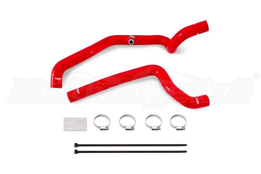 Mishimoto Silicone Coolant Hose Kit - Red - JL 2.0L