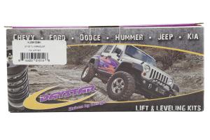 Daystar Comfort Ride Suspension Lift Kit 1 3/4in - LJ/TJ