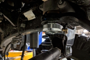 Synergy Front Track Bar and Sector Shaft Brace - JT/JL