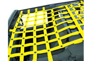 Dirty Dog 4x4 Front Netting Yellow (Part Number: )
