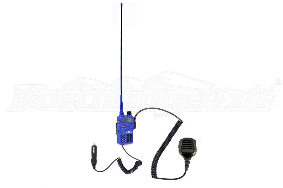 Rugged Radios Trail Rider Kit w/RH5R