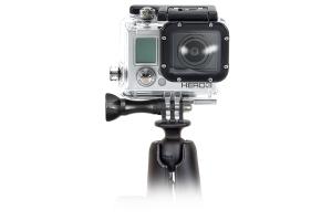 RAM Mounts Action Camera Universal Ball Adapter