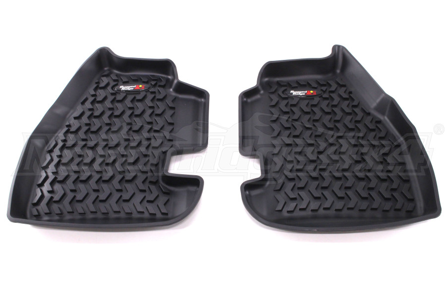 Rugged Ridge Rear Floor Mats - TJ/LJ