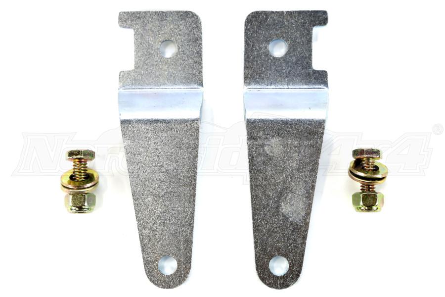 Synergy Manufacturing Brake Line Relocation Kit Rear - JK