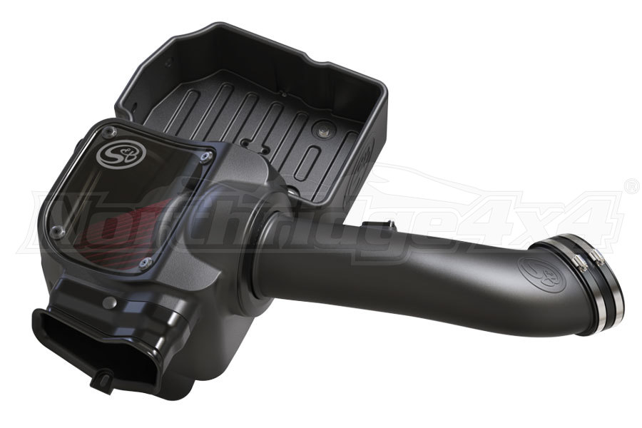 S&B Filters Cold Air Intake Kit (Part Number:75-5085)