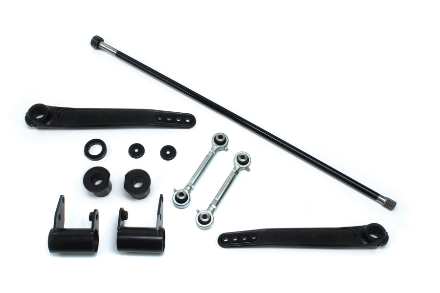 Teraflex Trail Rate S/T Front Swaybar Kit 4-6In Lift (Part Number:1753705)